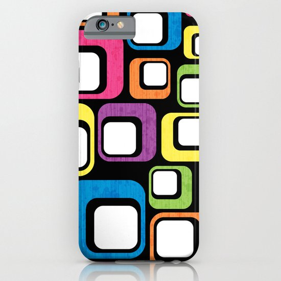 Retro All Sorts. iPhone & iPod Case