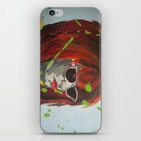 A Dash Of Color iPhone & iPod Skin