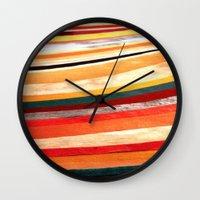 Slow Roll - Vivido Series Wall Clock
