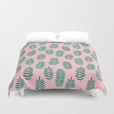 Pattern Project #42 / Ferns Duvet Cover