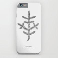 Spruce twig iPhone 6 Slim Case