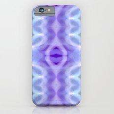 Light Blue Purple White … iPhone 6 Slim Case