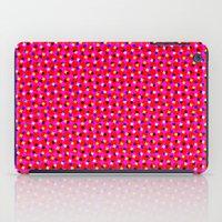 PINK DOT & STAR  iPad Case