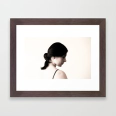 reflections/ 2 Framed Art Print
