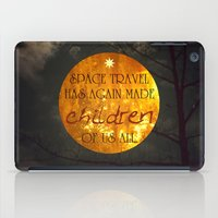 Space Travel iPad Case