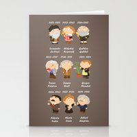 science Stationery Cards featuring science by Alapapaju