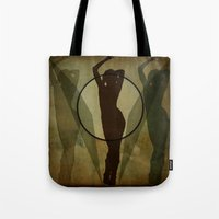 Three Shadows Tote Bag