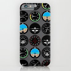 Flight Instruments Slim Case iPhone 6s