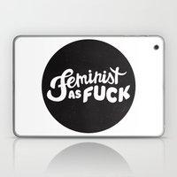 FEMINIST Laptop & iPad Skin