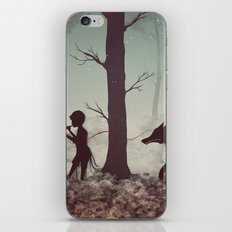 Wolf Parade iPhone & iPod Skin