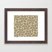MAHABHARATA Framed Art Print