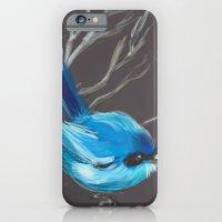 Little Blue Fairy iPhone 6 Slim Case