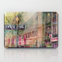 World Series 2013 Fenway Park - Red Sox  iPad Case