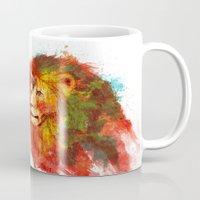 King of Imaginary Beasts Mug