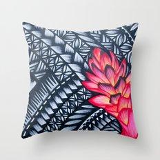 Teuila 2 Throw Pillow