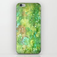 Greenwoods Abstract iPhone & iPod Skin