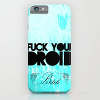 iPhone & iPod Case featuring Fuck Your Droid! by artbyjavon