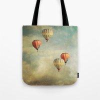 Tales Of Far Away 2 Tote Bag