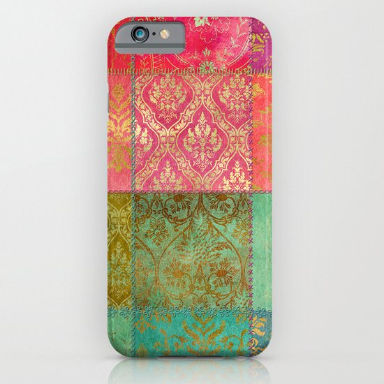 Royal Patchwork iPhone & iPod Case