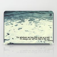 You Sea Me iPad Case