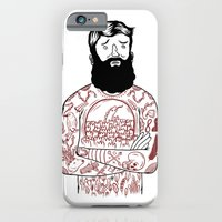 iPhone & iPod Case featuring Matt the Hack by David Penela