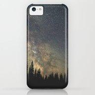 Milky Way iPhone 5c Slim Case