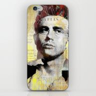 James D. iPhone & iPod Skin
