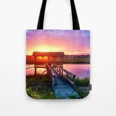 Litchfield Sunset Tote Bag
