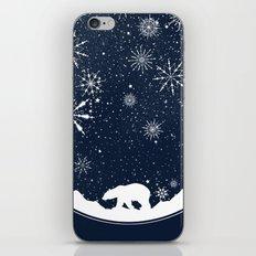 Snow Globe iPhone & iPod Skin