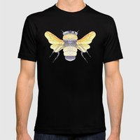 Oh Honey Mens Fitted Tee Black SMALL