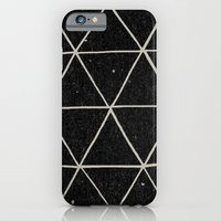 retro iPhone & iPod Cases featuring Geodesic by Terry Fan