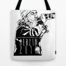BERLIN 2010 Tote Bag
