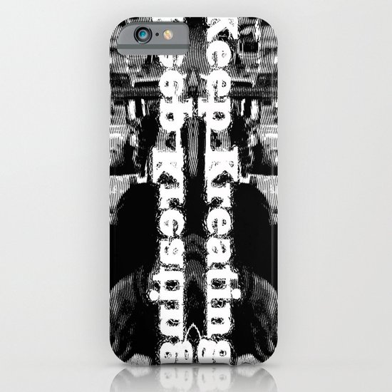 Keep Kreating iPhone & iPod Case