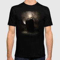 The Seventh Seal Mens Fitted Tee Black SMALL