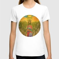jesus T-shirts featuring Jesus by Eugene Frost