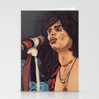Steven Tyler Stationery Cards