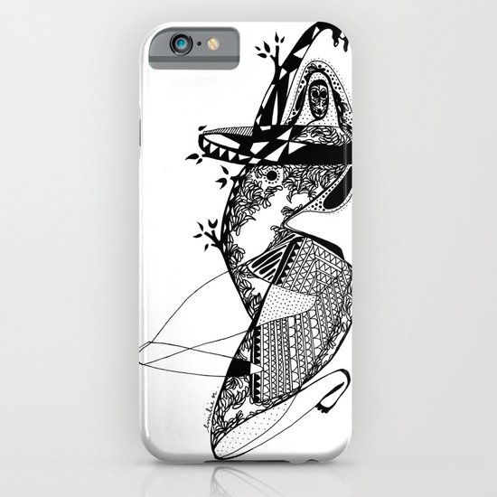 Dance with me - Emilie Record iPhone & iPod Case