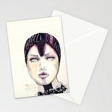 Fashion illustration  Stationery Cards