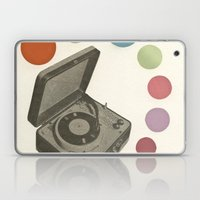 Pop Music Laptop & iPad Skin