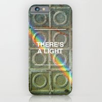 iPhone & iPod Case featuring There's a light... by Alfredo Lietor