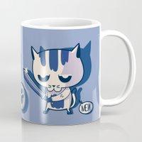 Cat The Conqueror Mug