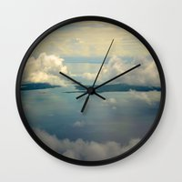 When I Had Wings III Wall Clock