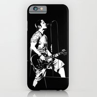 iPhone & iPod Case featuring T. S. B/W by CranioDsgn