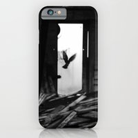 iPhone & iPod Case featuring Abandoned Buildings have also Dwellers by Rainer Steinke