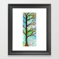 The Blue Hour  Framed Art Print