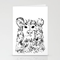 Bear With It Stationery Cards