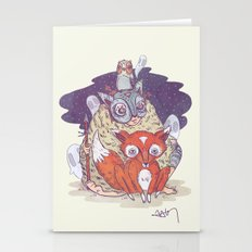 Spirit Animals Stationery Cards