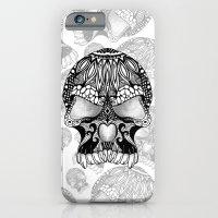 Sugar Skull.  iPhone 6 Slim Case