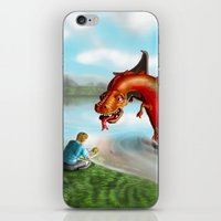 Fetch iPhone & iPod Skin