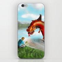 Fetch iPhone & iPod Skin
